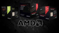 AMD presenta la nuova gamma di processori desktop