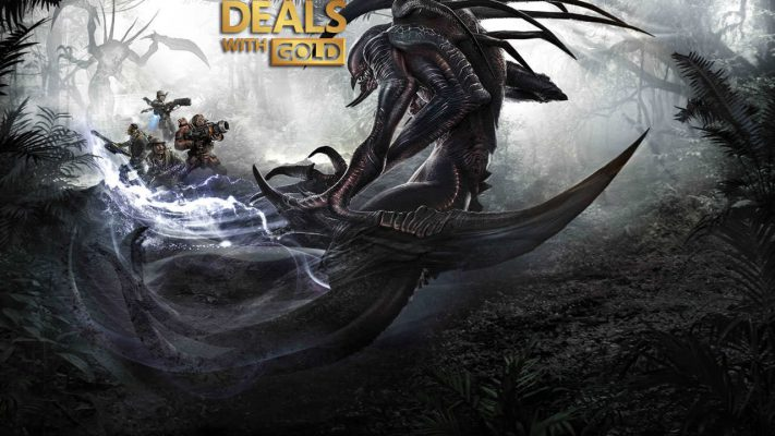 Deals with Gold: WWE 2K16, Evolve e molti altri