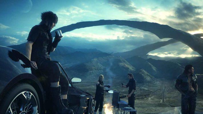 Final Fantasy XV, svelata la durata della main quest