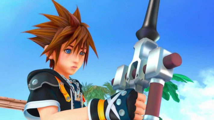 Kingdom Hearts III: Square Enix mostra gli artwork di tutte le Keyblade