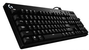 Logitech G610, le nuove tastiere meccaniche da gaming
