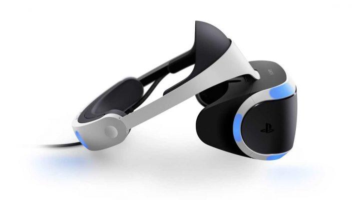 Playstation VR verrà venduto in bundle con Camera e Move