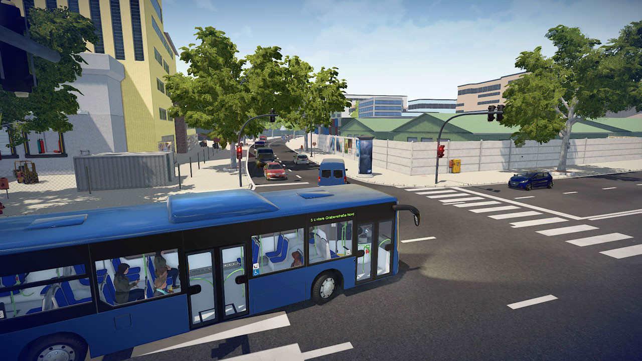 Bus Simulator 16 – Recensione
