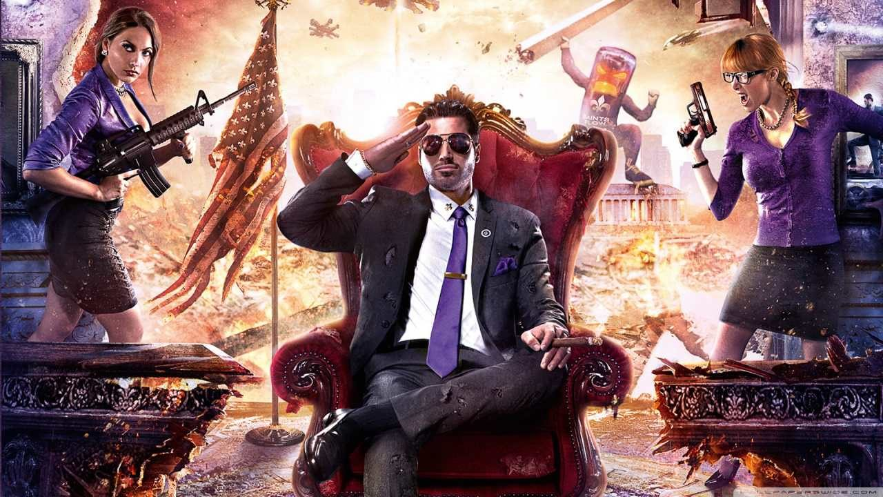 Saints Row V sarà presentato all'E3 2016?