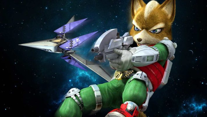 Star Fox Zero, rivelata la dimensione del gioco in digitale