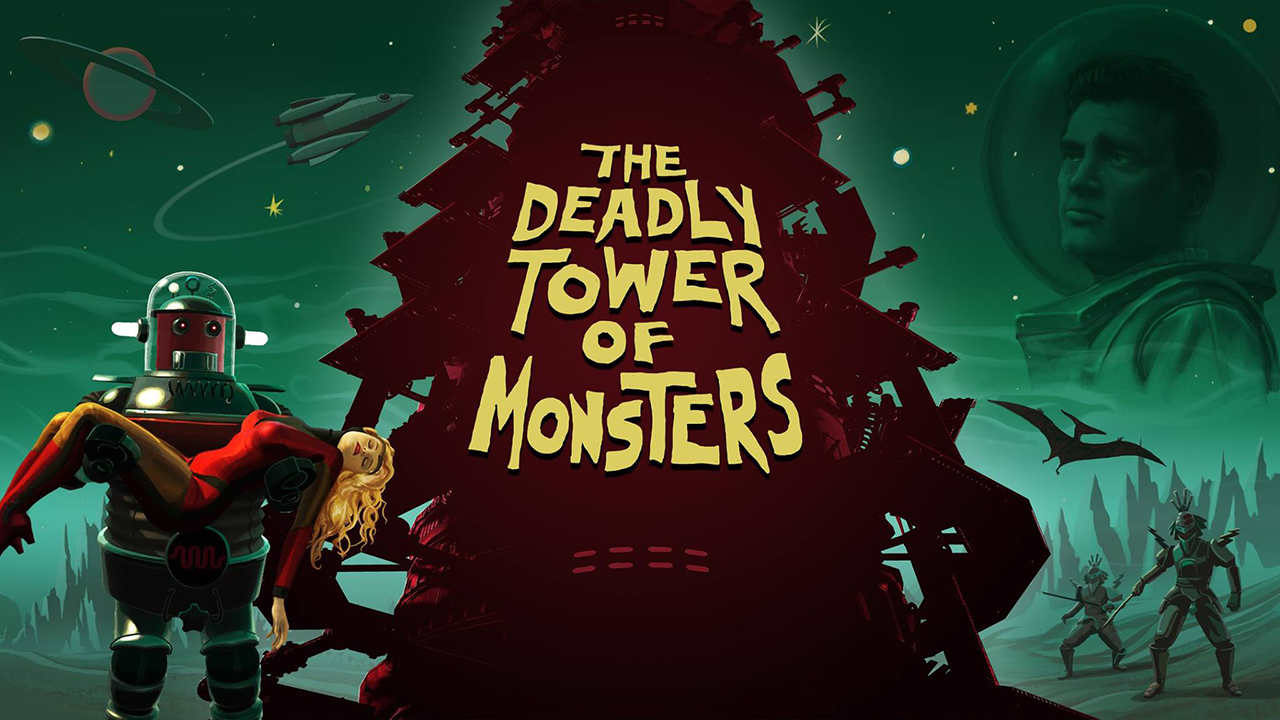The Deadly Tower of Monsters – Recensione
