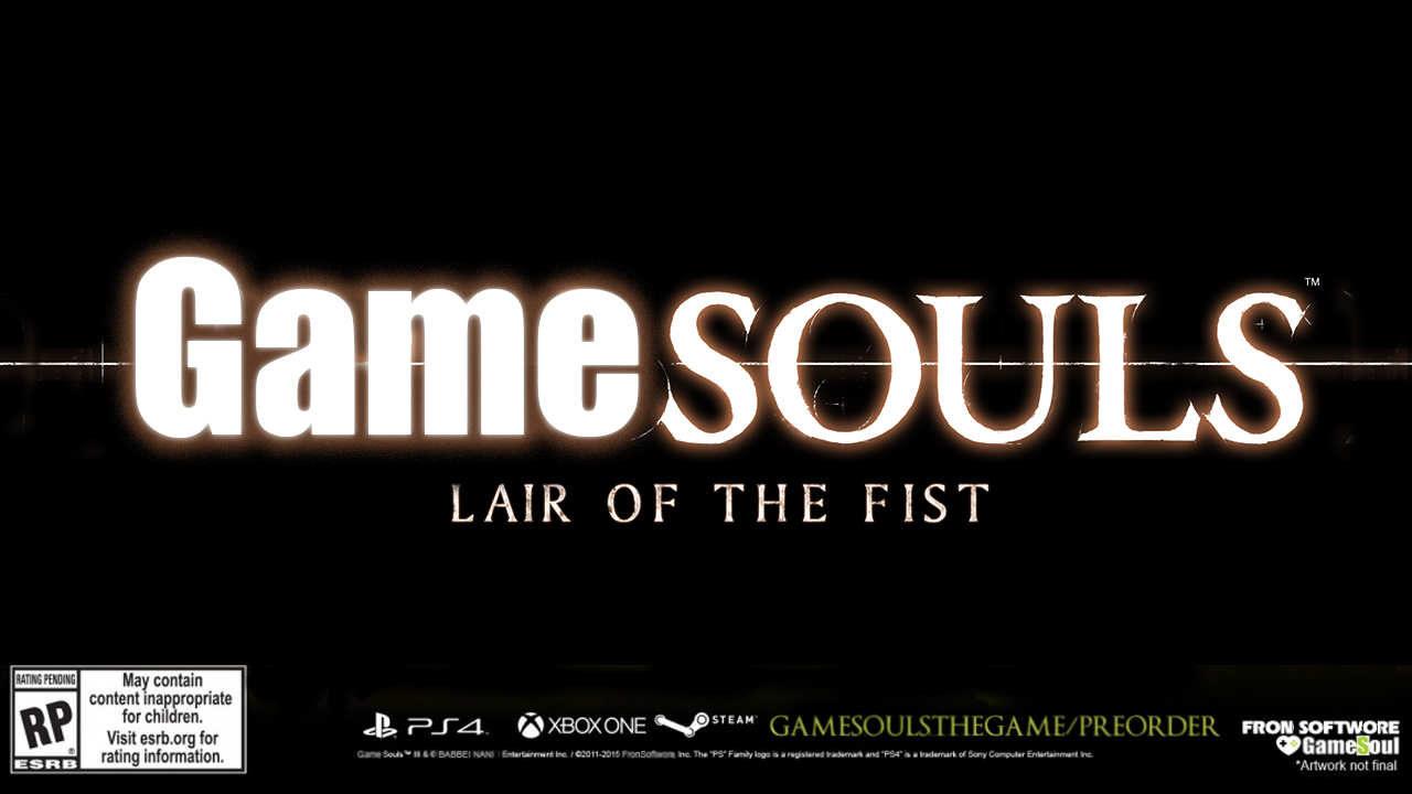 GameSouls, il DLC per i veri maestri della morte