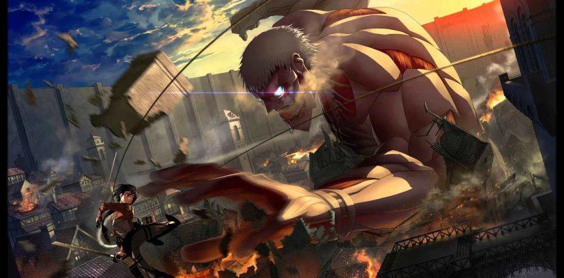 Attack on Titan: Wings of Freedom annunciata la data d'uscita