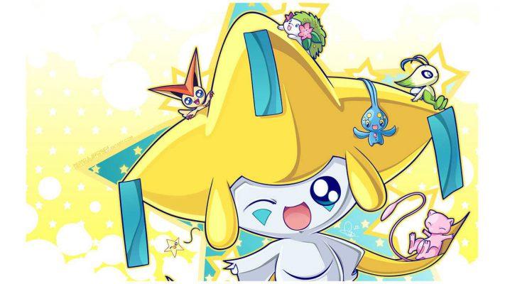 Pokémon, arriva Jirachi con dono segreto