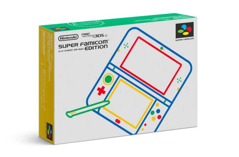 3ds Xl Super famicom