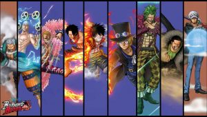 Un avvincente gameplay trailer per One Piece: Burning Blood