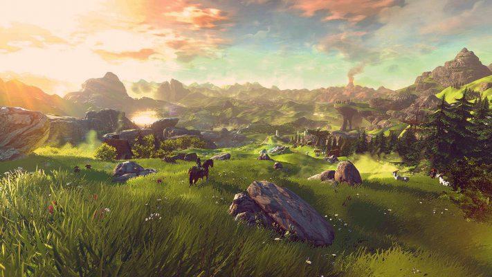 The Legend of Zelda rimandato ufficialmente