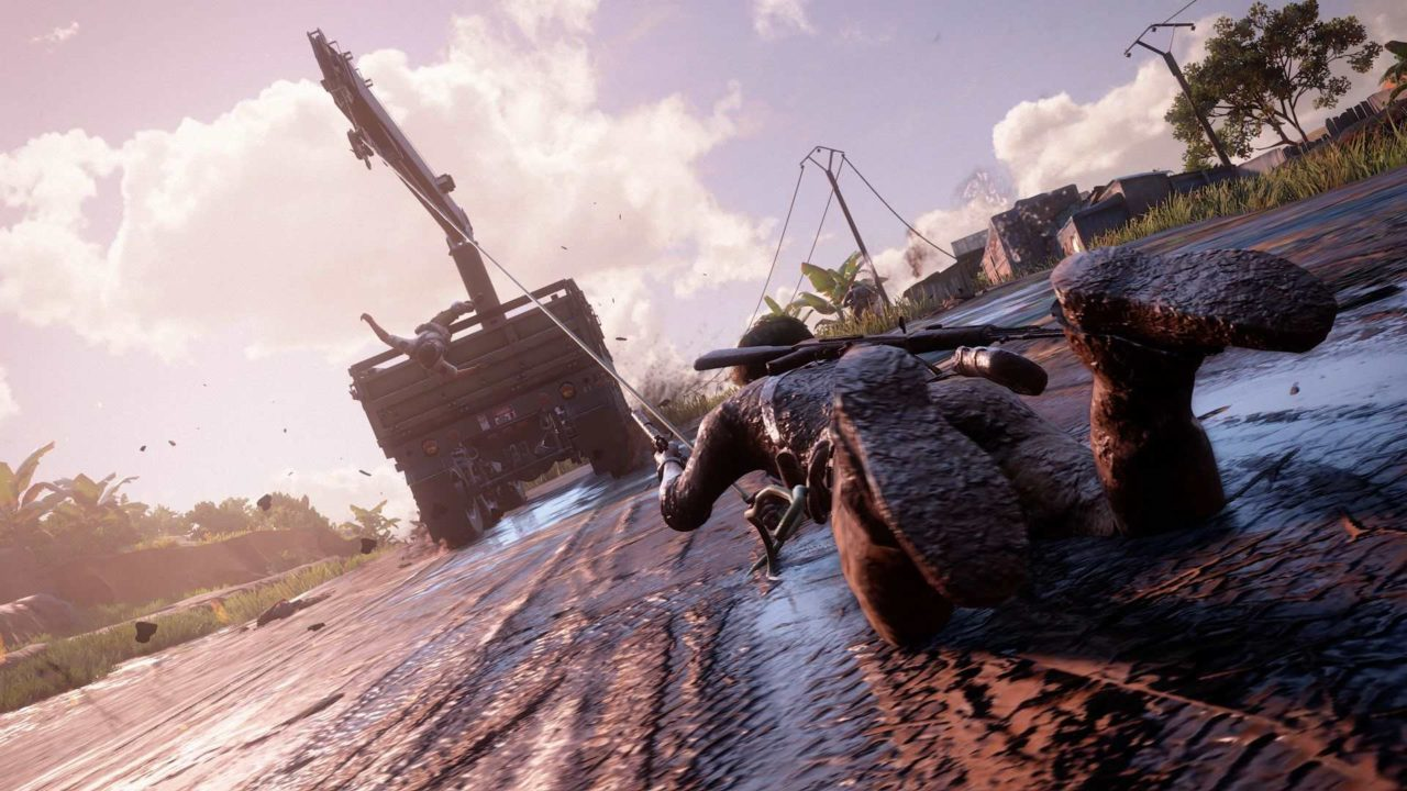Uncharted 4: tante nuove informazioni sullo sviluppo