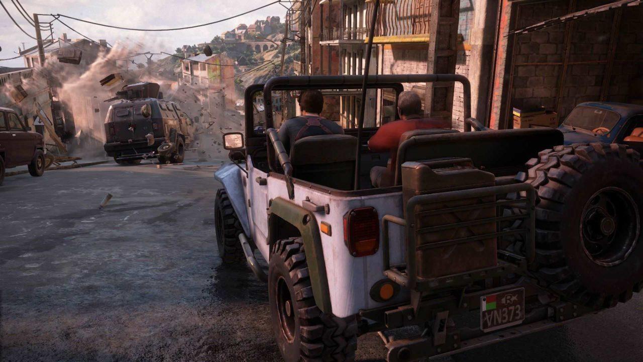 Uncharted 4 sarà il gioco più lungo della saga
