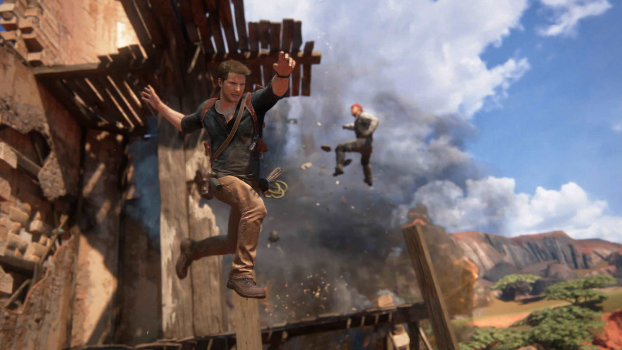 Uncharted 4: Fine di un Ladro – Anteprima
