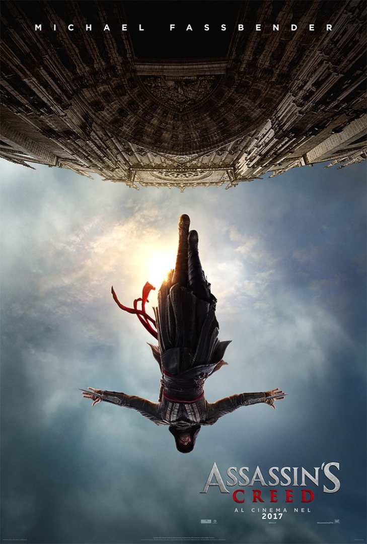 assassin's creed film locandina