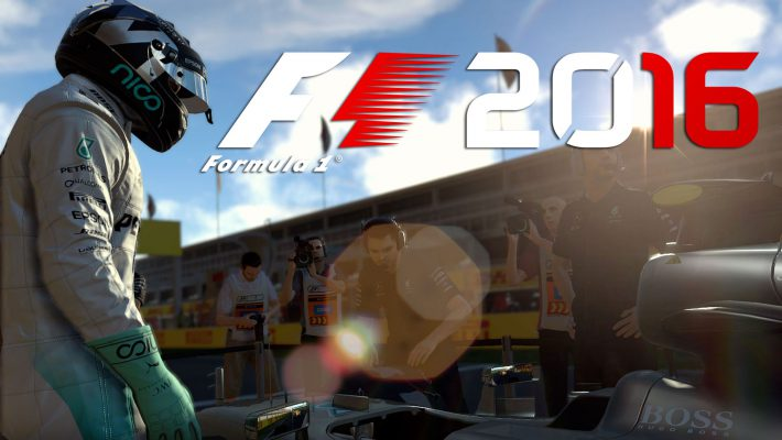 F1 2016 annunciato da Koch Media e Codemasters