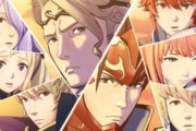 Fire Emblem Fates cast