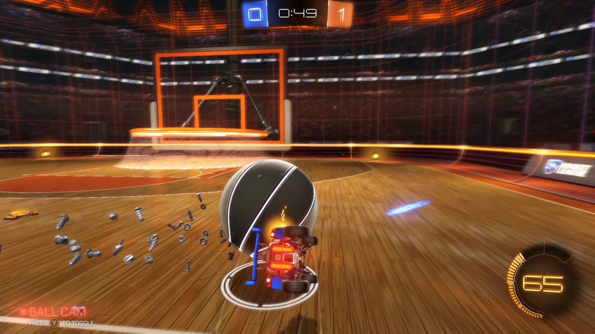 Rocket League Hoops Gamesoul