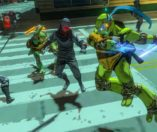 TMNT Mutanti a Manhattan