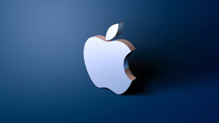 apple logo iphone 7