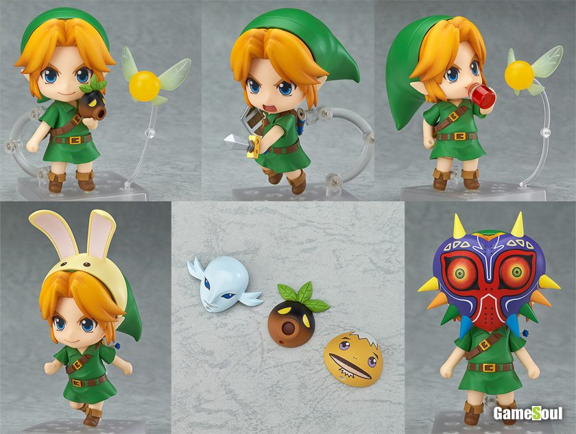 All You Can Loot - Nendroid Link the Legend of Zelda Majora's Mask
