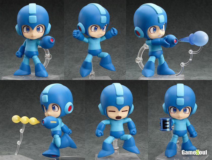 All You Can Loot - Nendroid Mega Man