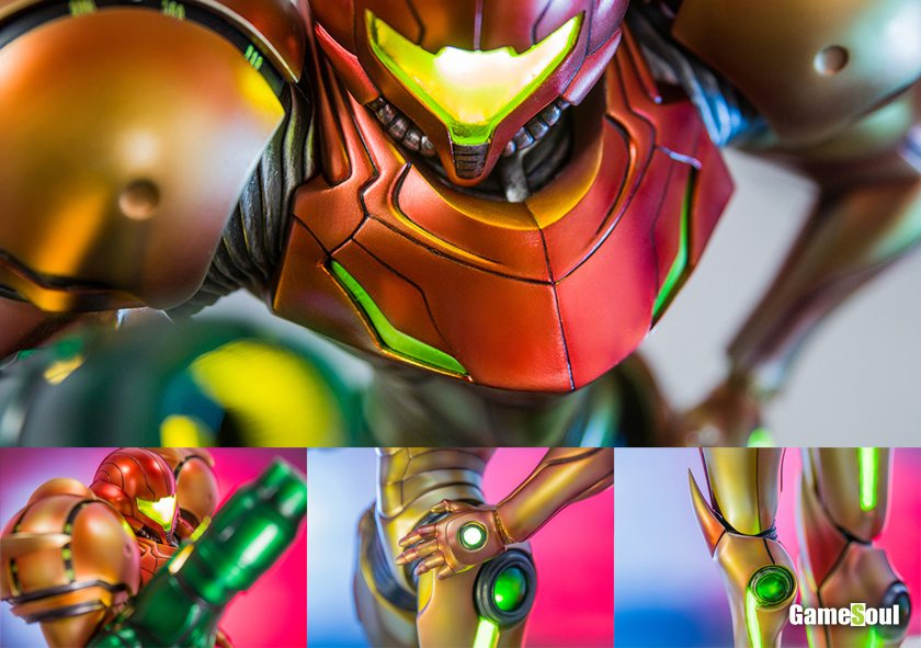 All You Can Loot - Samus Aran Statue