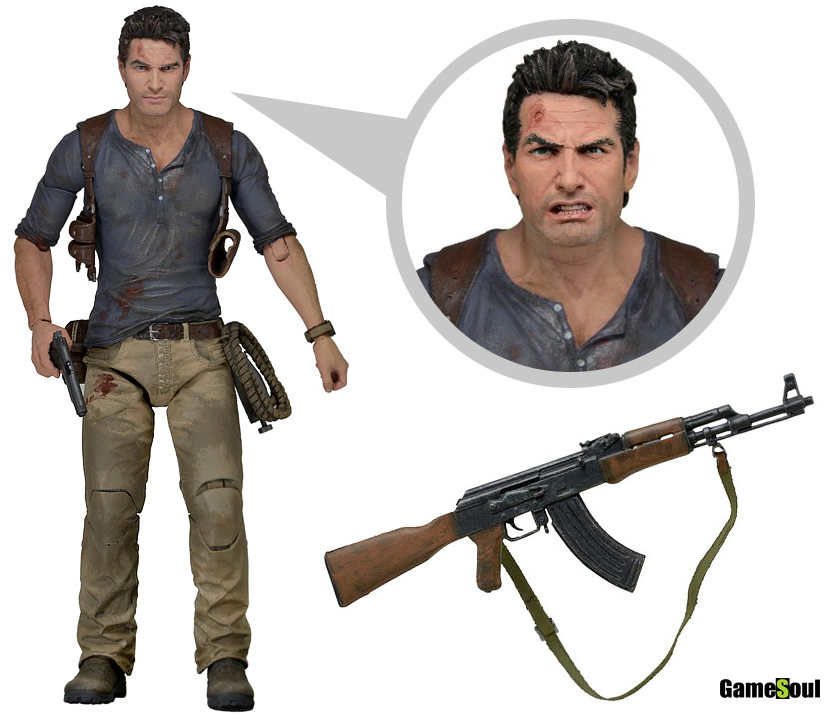 All You Can Loot: Nathan Drake Action Figure