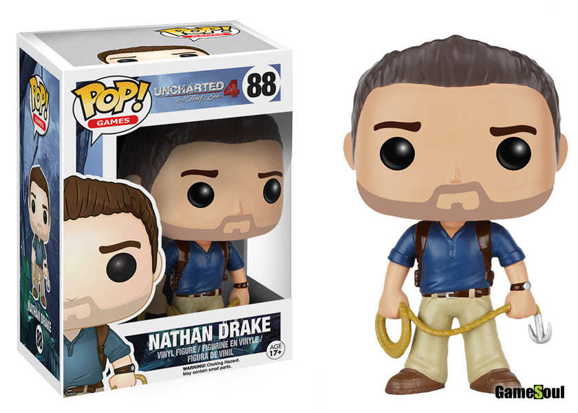 All You Can Loot: Nathan Drake Pop! Funko