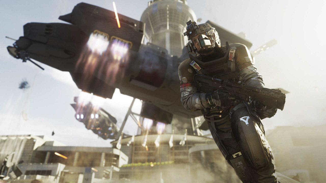 Il trailer di Call of Duty: Infinite Warfare sprofonda ancora