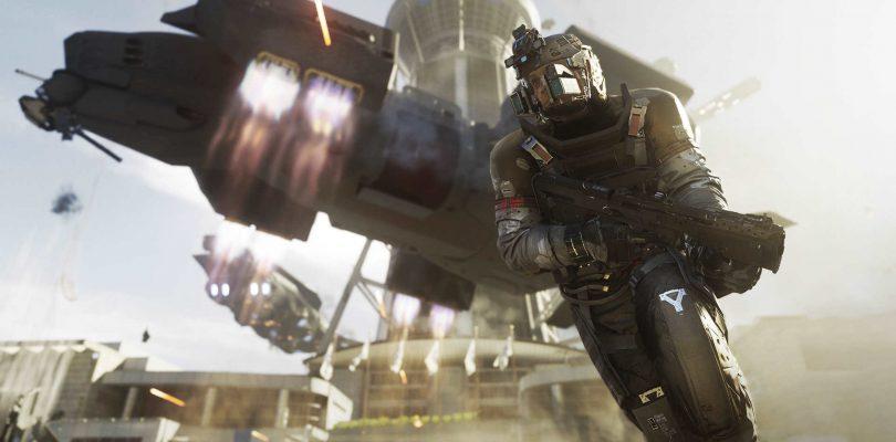 Il trailer di Call of Duty: Infinite Warfare sprofonda ancora