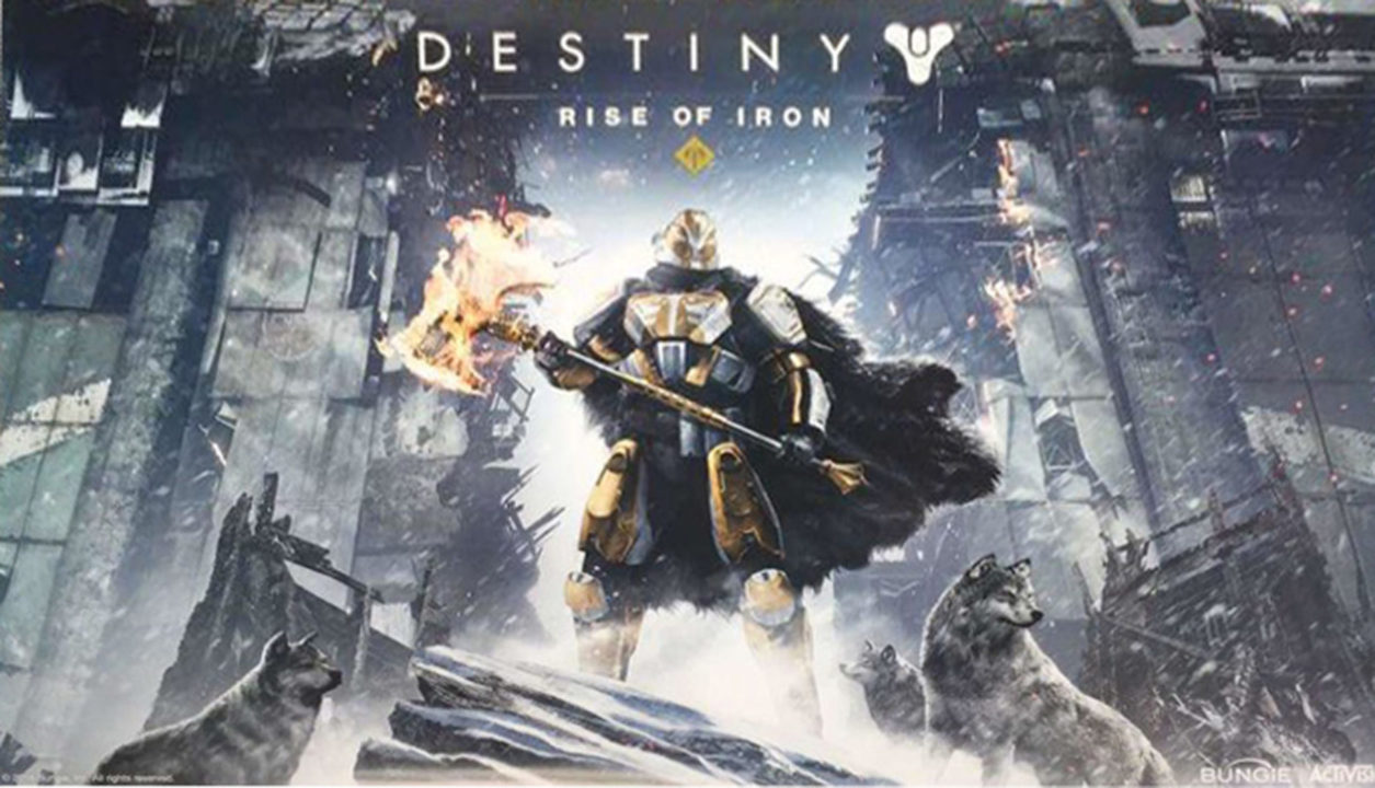 Manca poco al reveal di Destiny: Rise of Iron