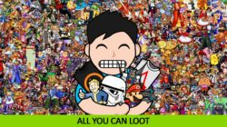 All You Can Loot: Back to 16bit