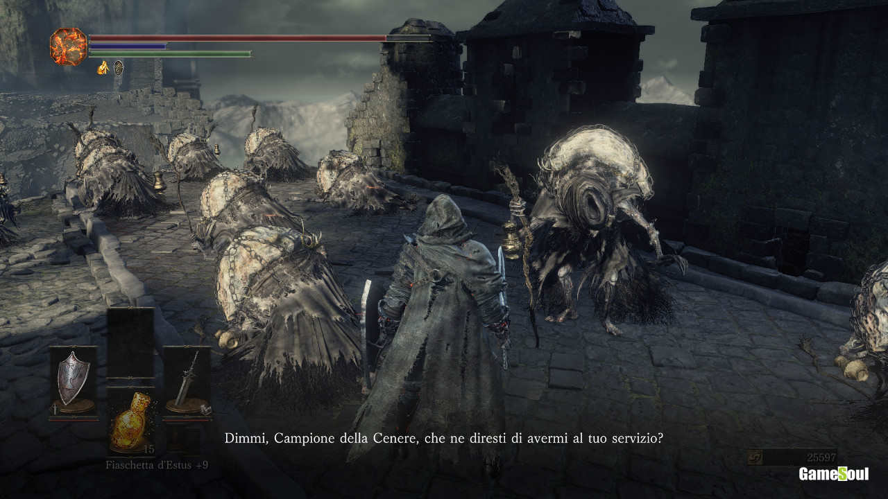 Dark Souls 3 Guida Alle Quest Secondarie Pagina 2 Di 10 Gamesoul It Йоэль из лондора (yoel of londor). gamesoul it