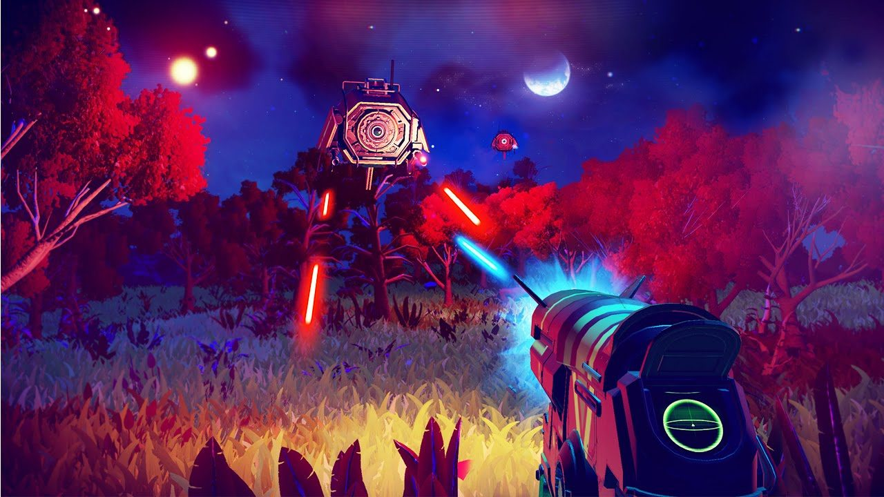 No Man's Sky è ufficialmente in fase gold!