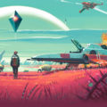 No Man's Sky ha finalmente una data di atterraggio su PS4 e PC