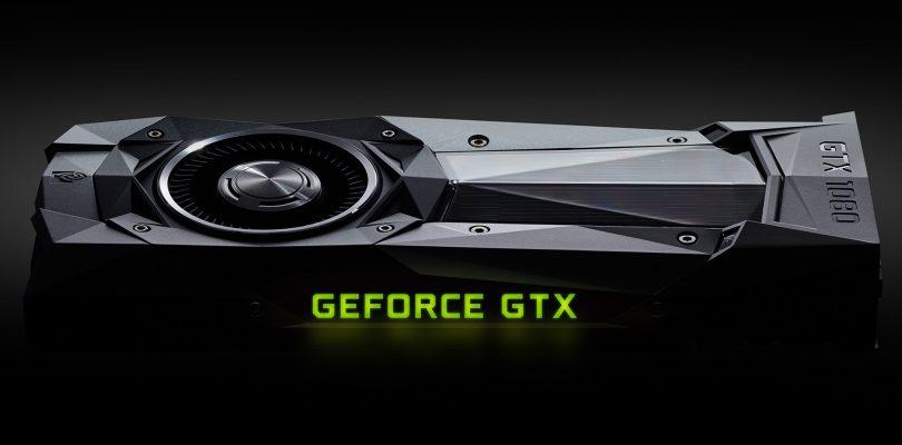 NVIDIA GeForce GTX 1080 è ora disponibile!