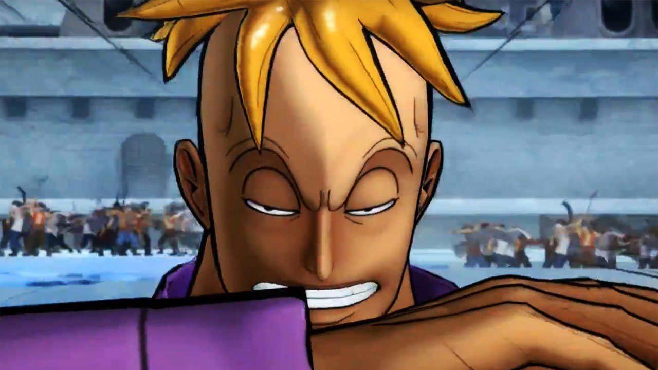 Tre nuovi trailer per One Piece: Burning Blood