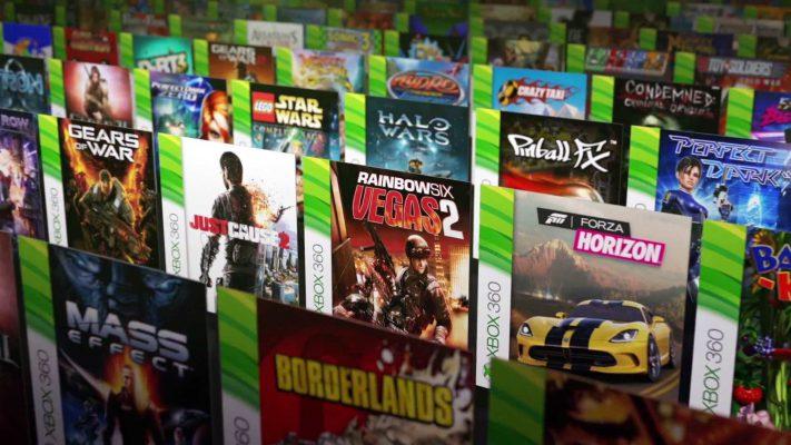 Retrocompatibilità Xbox One anche per titoli multidisco
