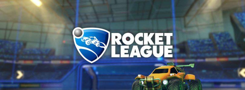Un teaser da collezione per Rocket League
