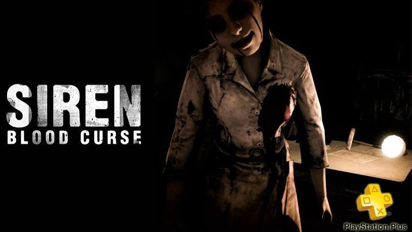 siren-blood-curse-playstation-plus-june-gamesoul