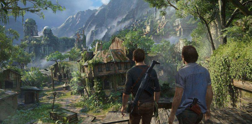 Naughty Dog continua i lavori su Uncharted 4