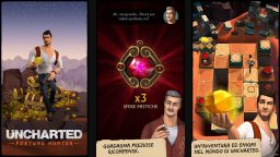 UNCHARTED: Fortune Hunter è disponibile per iOS e Android