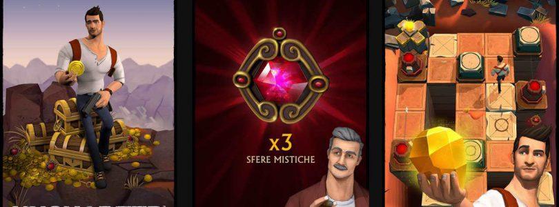 UNCHARTED: Fortune Hunter è disponibile per iOS e Android