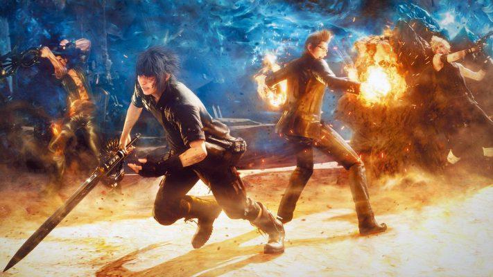 Final Fantasy XV in molti nuovi dettagli
