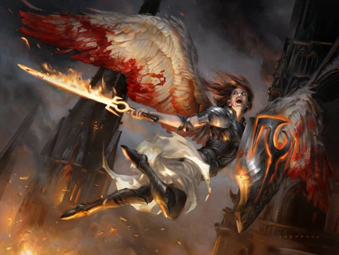 Flameblade Angel2