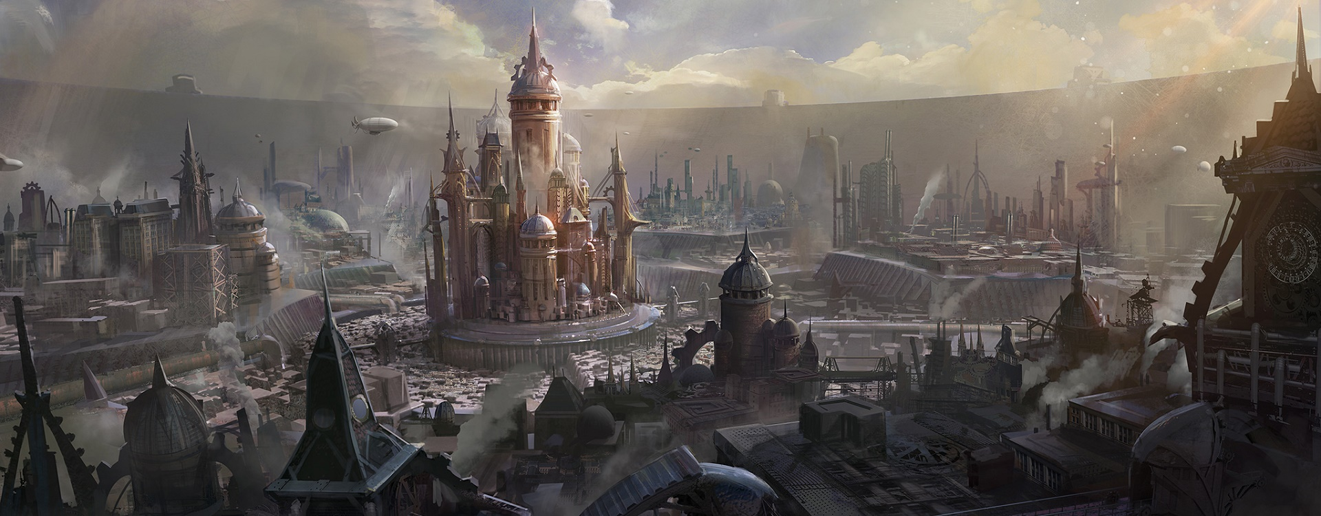 GYRE-MAELSTROM-CITY