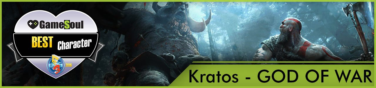 Kratos-Best-Character---E3-2016