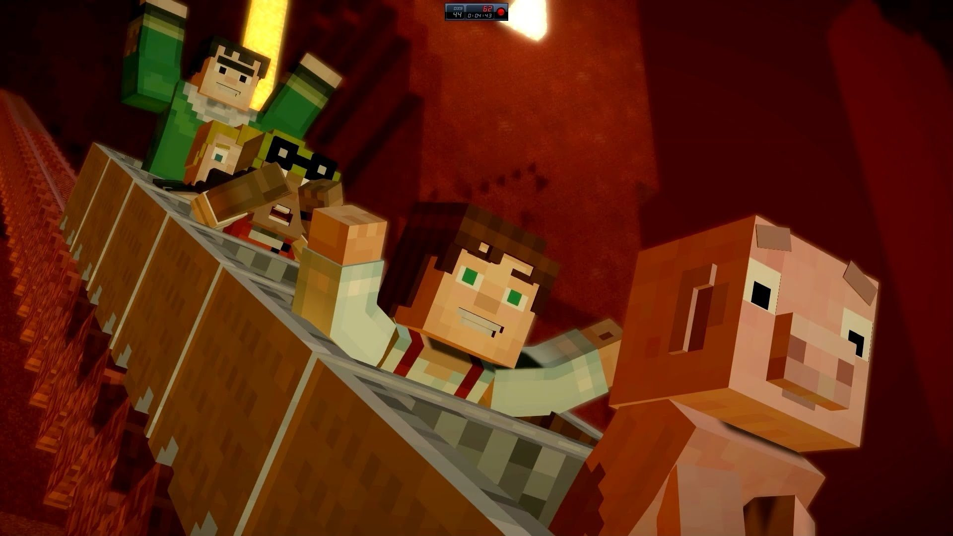 Minecraft story mode ep.6